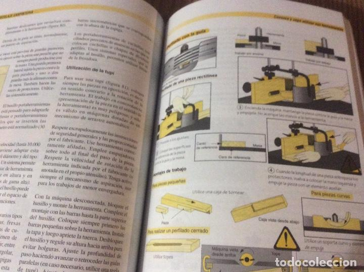 Libros de segunda mano: Carpintería. Bricolaje - GALLAUZIAUX , THIERRY.FEDULLO , DAVID Paraninfo - Foto 7 - 147767994