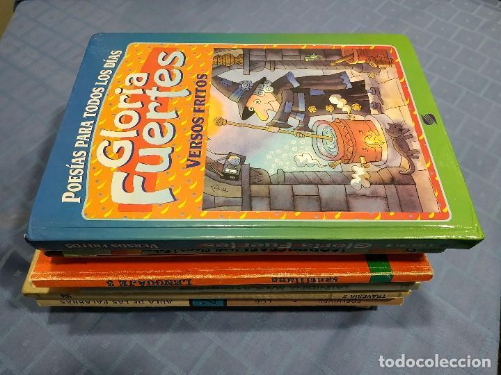LOTE DE 15 LIBROS DE LECTURA INFANTIL Y CICLO MEDIO. COMPLETOS, SIN ROTURAS NI MARCAS. (Libros de Segunda Mano - Libros de Texto )