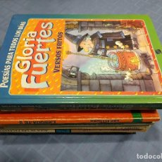 Libros de segunda mano: LOTE DE 15 LIBROS DE LECTURA INFANTIL Y CICLO MEDIO. COMPLETOS, SIN ROTURAS NI MARCAS.. Lote 147770870