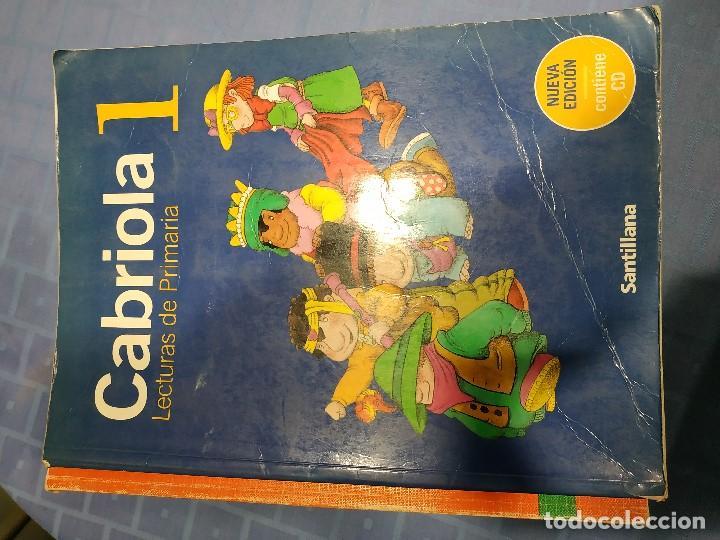 Libros de segunda mano: LOTE DE 15 LIBROS DE LECTURA INFANTIL Y CICLO MEDIO. COMPLETOS, SIN ROTURAS NI MARCAS. - Foto 4 - 147770870