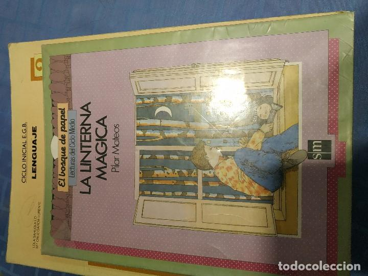Libros de segunda mano: LOTE DE 15 LIBROS DE LECTURA INFANTIL Y CICLO MEDIO. COMPLETOS, SIN ROTURAS NI MARCAS. - Foto 10 - 147770870