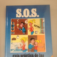 Libros de segunda mano: S.O.S GUÍA PRÁCTICA DE LAS REPARACIONES. Lote 148107462