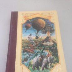 Libros de segunda mano: CINCO SEMANAS EN GLOBO - JULIO VERNE. Lote 148168834
