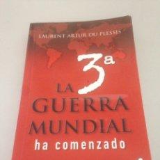 Libros de segunda mano: LA TERCERA GUERRA MUNDIAL HA COMENZADO. Lote 148171684