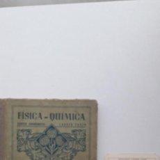 Libros de segunda mano - FÍSICA Y QUÍMICA, CIENCIAS COSMOLÓGICAS - CUARTO CURSO AÑO 1949 - 148214698