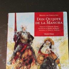 Libros de segunda mano: DON QUIJOTE DE LA MANCHA. Lote 148612146