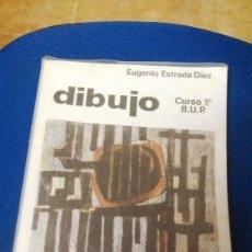 Libros de segunda mano: DIBUJO 1º BUP EDITORIAL LIBRERIA GENERAL(EUGENIO ESTRADA DÍEZ). Lote 150557634