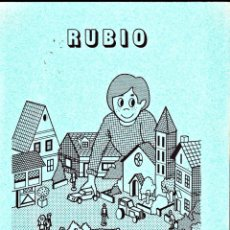 Livres d'occasion: CUADERNO DIBJUO RUBIO Nº10. Lote 150701682