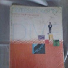 Libros de segunda mano: LIBRO DE TEXTO - DIVERSIFICACION II AMBITO LINGUISTICO Y SOCIAL EDITEX. Lote 150823590