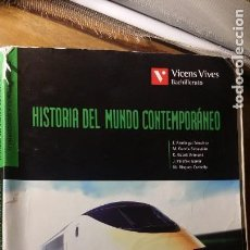 Second hand books - Historia del mundo contemporaneo, Vicens Vives, Bachillerato - 151544018