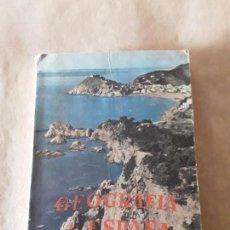 Libros de segunda mano: GEOGRAFIA DE ESPAÑA,ANTONIO MARÍA ZUBIA,PRIMER CURSO. Lote 151873486