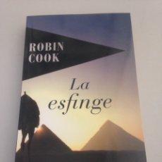 Libros de segunda mano: LA ESFINGE.- ROBIN COOK. Lote 151881060