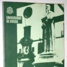 Libros de segunda mano: EL LIBRO DEL ESTUDIANTE DE LA UNIVERSIDAD DE OVIEDO / CURSO 1977-1978 GRÁFICAS RIGEL. Lote 184595735