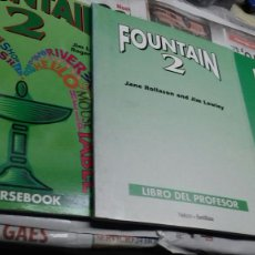 Libros de segunda mano: FOUNTAIN. SANTILLANA.2. Lote 154410626