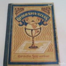 Libros de segunda mano - GEOGRAFIA - ATLAS. GRADO SUPERIOR. RAFAEL BALLESTER.DALMAU CARLES PLA 1944 - 154856594