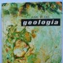 Libros de segunda mano: GEOLOGÍA MS TAPA DURA EN PERFECTO ESTADO. Lote 155283429