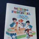 Libros de segunda mano: METODO ESCRITURA FUNCIONAL / CADIDO SALAZAR / ED. GAISA - VALENCIA 1960 / CARPETA 10 FICHAS Y CUADER. Lote 155302154