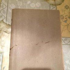Libros de segunda mano: ANTIGUO LIBRO EXERCICIS DE GRAMÀTICA CATALANA POR RONI MARVA ORTOGRAFIA AÑOS . Lote 155828862