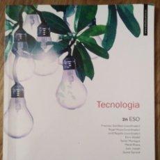 Livres d'occasion: TECNOLOGIA 2N. ESO. MCGRAW-HILL. 2016. EN CATALAN. DEBIBL. Lote 155970978