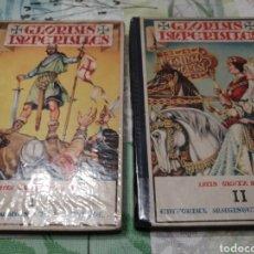 Libros de segunda mano - Libros Glòrias Imperiales Tomo I y Tomo II. Editorial Magisterio Español - 157708466