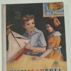 Libros de segunda mano: ENCICLOPEDIA. GRADO PREPARATORIO. LUIS VIVES. 1956. Lote 157852230
