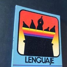 Libros de segunda mano: LENGUAJE 5º EGB / ANDRÉS MENDEZ - JOSÉ CLAVERO / EDITORIAL ANAYA 1983 / SIN USAR /. Lote 207467233