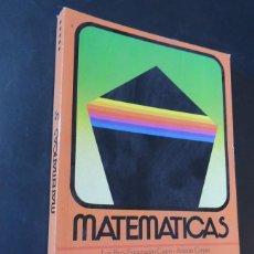Libros de segunda mano: MATEMATICAS 5º EGB / LIBRO DEL ALUMNO / EDITORIAL ANAYA AÑO 1982 / SIN USAR. Lote 207467237