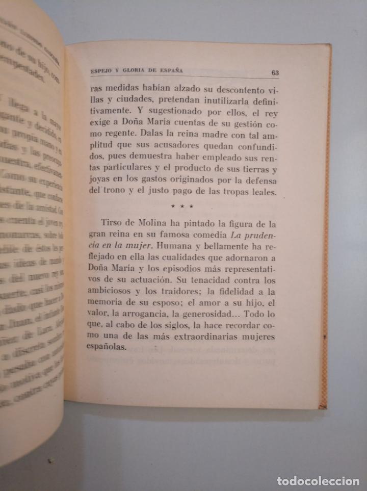 Libros de segunda mano: ESPEJO Y GLORIA DE ESPAÑA. JULIÁN LIZONDO GASCUEÑA. HIJOS DE SANTIAGO RODRÍGUEZ. BURGOS. TDK377A - Foto 2 - 159070286