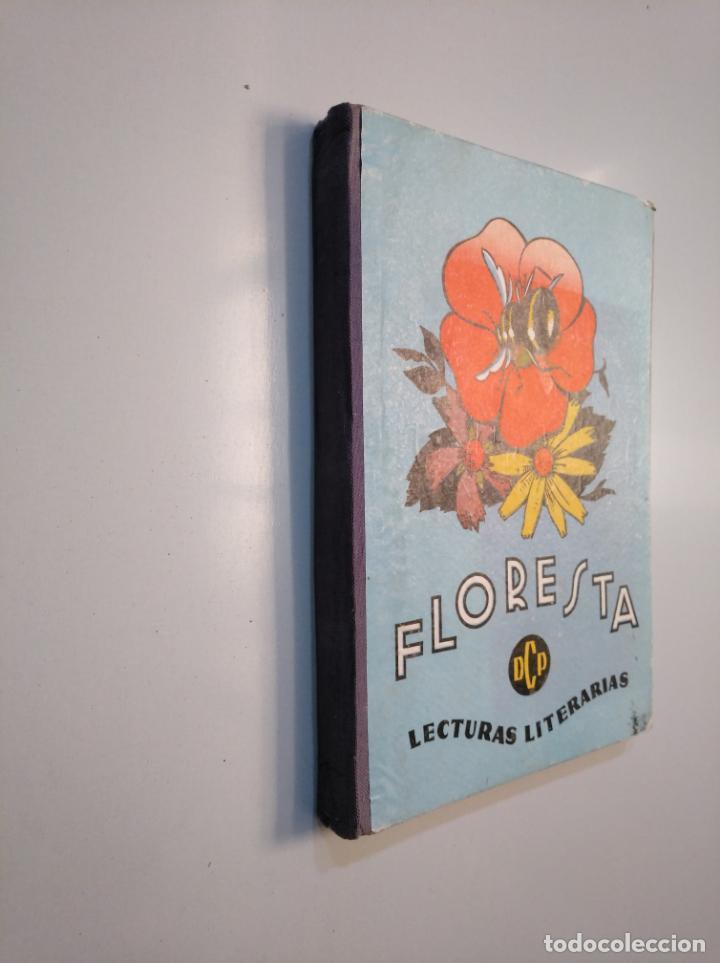 Libros de segunda mano: FLORESTA. INICIACION A LA LECTURA LITERARIA. PLA-DALMAU. EDITORIAL DALMAU CARLES PLA 1959. TDK379 - Foto 4 - 159073646