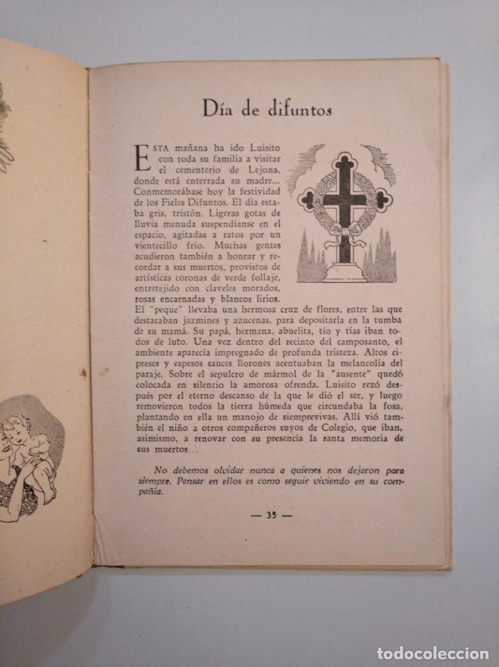 Libros de segunda mano: LUISITO. ALEJANDRO MANZANARES. TEXTOS ESCOLARES AGUADO 1948. TDK379 - Foto 2 - 159074678