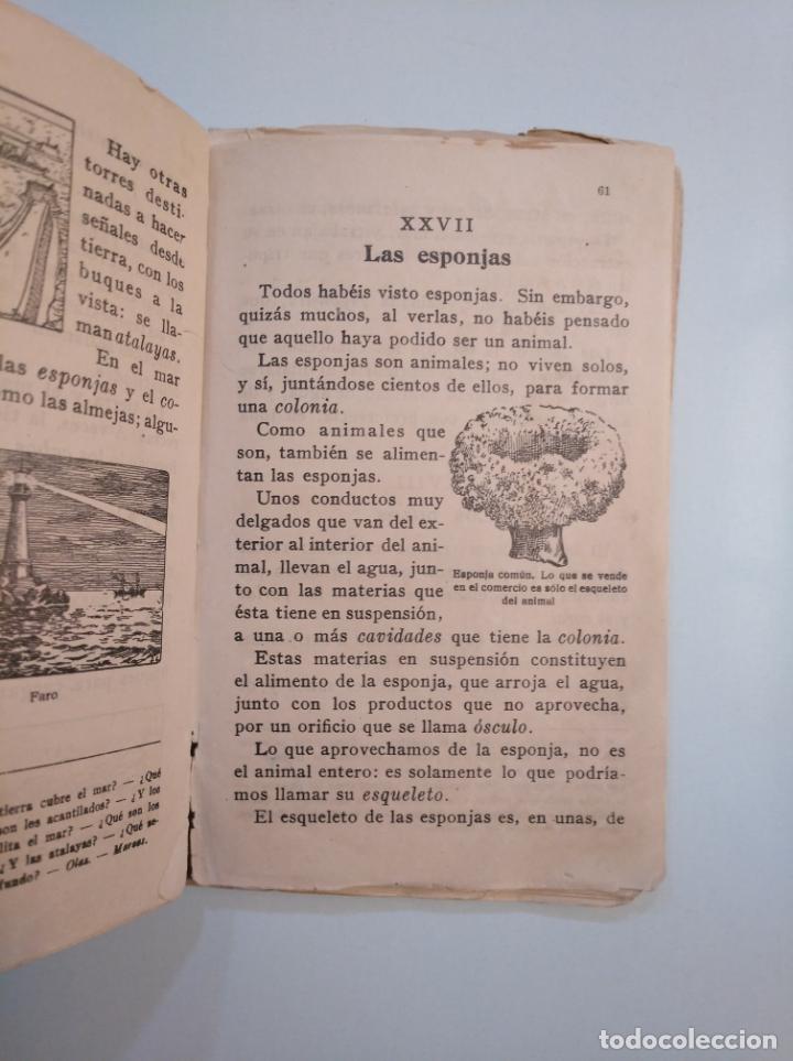 Libros de segunda mano: LECCIONES DE COSAS. D. JOSE DALMAU CARLES. 1941. LIBRO TERCERO METODO COMPLETO DE LECTURA. TDK377A - Foto 2 - 159101438