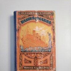 Libros de segunda mano - PAÍSES Y MARES (TERCER MANUSCRITO). JOAQUIM PLA CARGOL. DALMAU CARLES PLA. 1945. TDK380 - 159102462