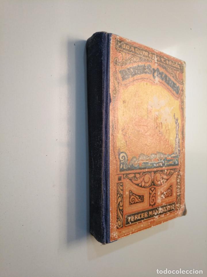 Libros de segunda mano: PAÍSES Y MARES (TERCER MANUSCRITO). JOAQUIM PLA CARGOL. DALMAU CARLES PLA. 1945. TDK380 - Foto 5 - 159102462