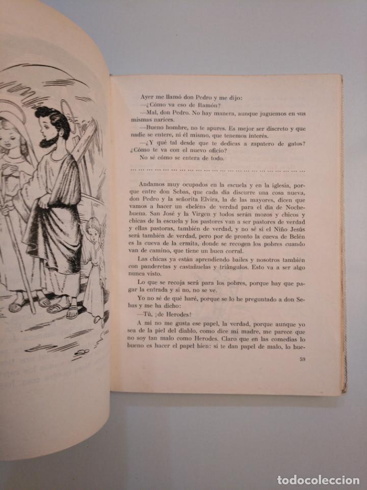 Libros de segunda mano: AVENTURAS DE JUAN JOSE. AURORA MEDINA DE LA FUENTE. HIJOS DE SANTIAGO RODRIGUEZ. BURGOS 1960 TDK380 - Foto 2 - 159115594