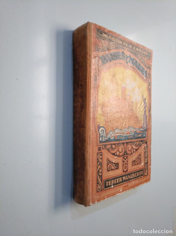 Libros de segunda mano: PAÍSES Y MARES (TERCER MANUSCRITO). JOAQUIM PLA CARGOL. DALMAU CARLES PLA. 1945. TDK380 - Foto 3 - 159177234