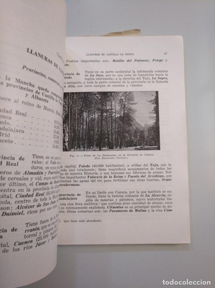 Libros de segunda mano: GEOGRAFIA DE ESPAÑA. JOSÉ L. ASIÁN PEÑA. CASA EDITORIAL BOSCH. TDK380 - Foto 2 - 159184138