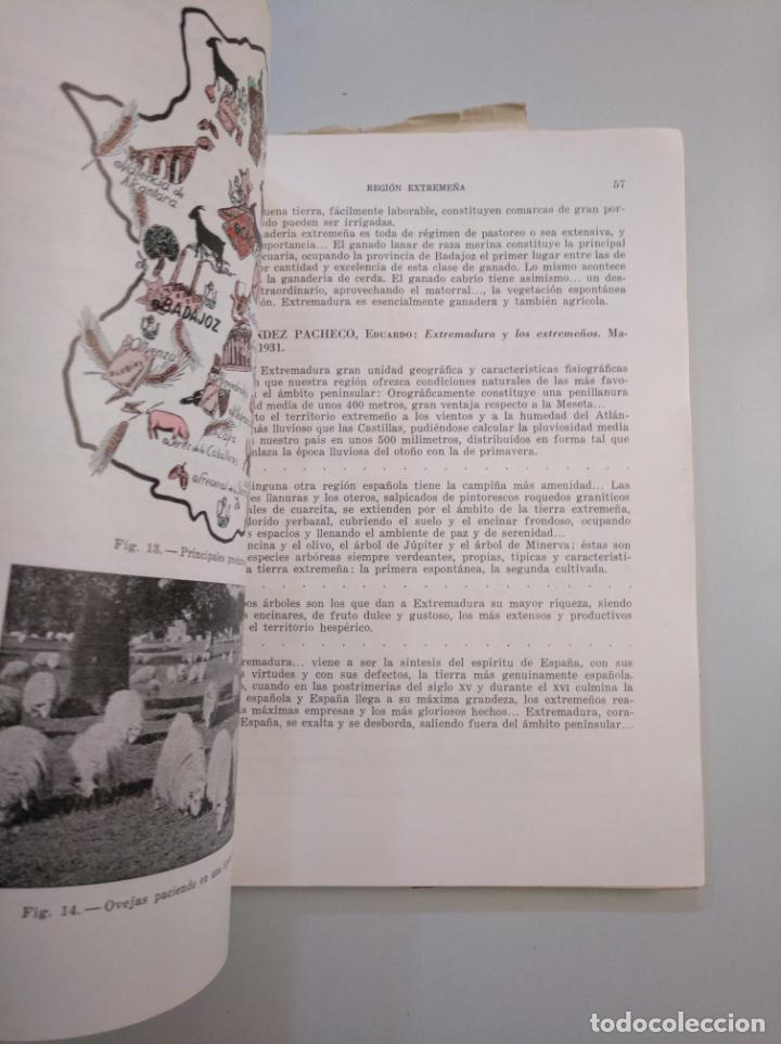 Libros de segunda mano: GEOGRAFIA DE ESPAÑA. JOSÉ L. ASIÁN PEÑA. CASA EDITORIAL BOSCH. TDK380 - Foto 3 - 159184138