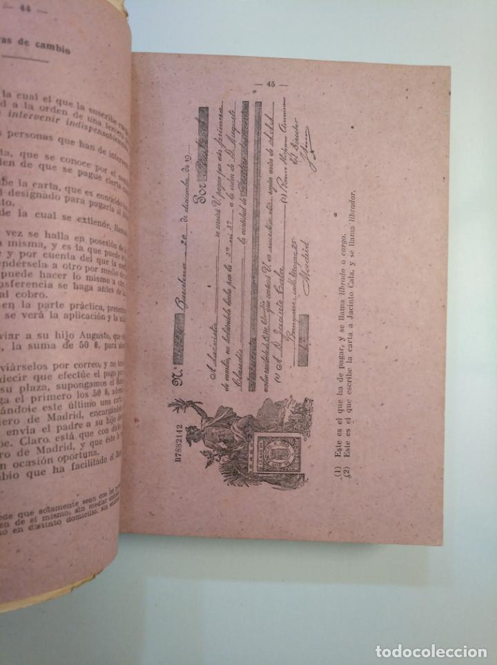Libros de segunda mano: TRATADO DIDÁCTICO TEÓRICO. PRÁCTICO DE TENEDURÍA DE LIBROS. M. BOFILL Y TRÍAS. 1942. TDK380 - Foto 3 - 159185522