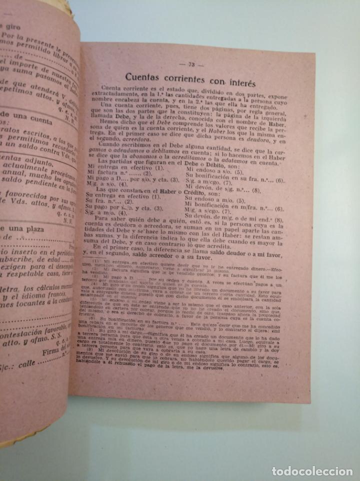 Libros de segunda mano: TRATADO DIDÁCTICO TEÓRICO. PRÁCTICO DE TENEDURÍA DE LIBROS. M. BOFILL Y TRÍAS. 1942. TDK380 - Foto 4 - 159185522