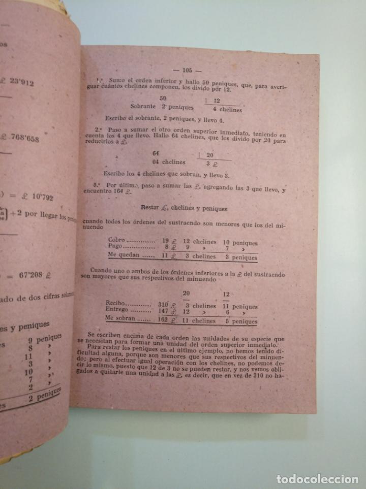 Libros de segunda mano: TRATADO DIDÁCTICO TEÓRICO. PRÁCTICO DE TENEDURÍA DE LIBROS. M. BOFILL Y TRÍAS. 1942. TDK380 - Foto 5 - 159185522
