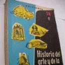 Libros de segunda mano: ANTIGUO LIBRO DE TEXTO - HISTORIA DEL ARTE Y LA CULTURA 6º (EM3). Lote 159634006