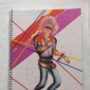 Libros de segunda mano: CUADERNO ANAYA TEMÁTICA PUNK/NUEVO!!!!!!. Lote 160369554