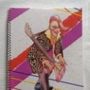 Libros de segunda mano: CUADERNO ANAYA TEMÁTICA PUNK/NUEVO!!!!!!. Lote 160369646