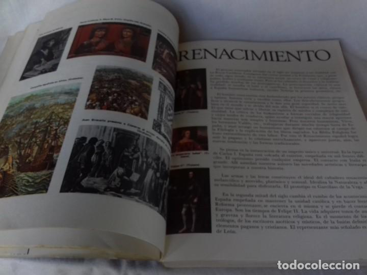 Libros de segunda mano: ANTOLOGIA HISTORICO LITERARIA ANAYA / MUNDO NUEVO 7 EGB/ 1973/ / CONSO 26 - Foto 6 - 160434062
