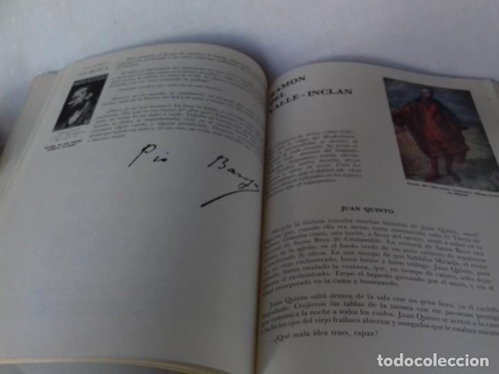Libros de segunda mano: ANTOLOGIA HISTORICO LITERARIA ANAYA / MUNDO NUEVO 7 EGB/ 1973/ / CONSO 26 - Foto 8 - 160434062