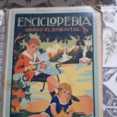Libros de segunda mano: ENCICLOPEDIA. Lote 160482809