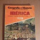 Libros de segunda mano: GEOGRAFÍA E HISTORIA DE ESPAÑA Y DE LOS PAÍSES HISPÁNICOS. 3º B.U.P. EDITORAL VICENS-VIVES. AÑ0 1978. Lote 160611242