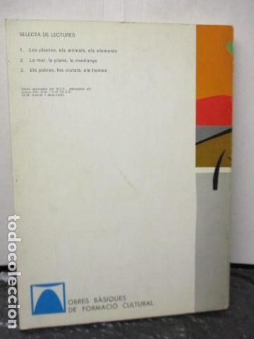 Libros de segunda mano: LES PLANTES ELS ANIMALS ELS ELEMENTS - ARTUR MARTORELL .- EDITORIAL TEIDE - Foto 9 - 160639794