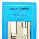 Libros de segunda mano: LIBRO DE TEXTO - DIBUJO COMÚN 1 - 1ºFP1 EDEBÉ. Lote 160702018