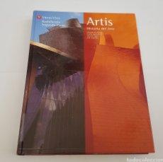 Libros de segunda mano: ARTIS - HISTORIA DEL ARTE - 2 BACHILLERATO - VICENS VIVES - TAPA DURA - ARM08. Lote 176471219